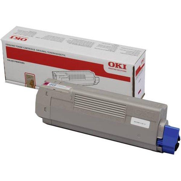 OKI 44315306 Toner magenta original