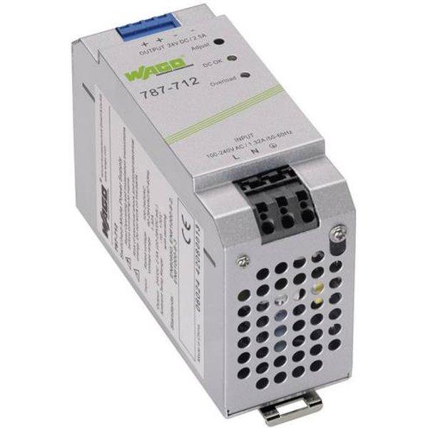 Alimentation rail DIN WAGO EPSITRON® ECO POWER 787-712 28.8 V/DC 2.5 A 60 W 1 x