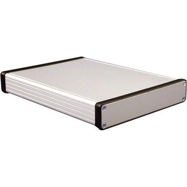 Boîtier profilé Hammond Electronics 1455L1201 aluminium aluminium 120 x 103 x 30.5 1 pc(s)