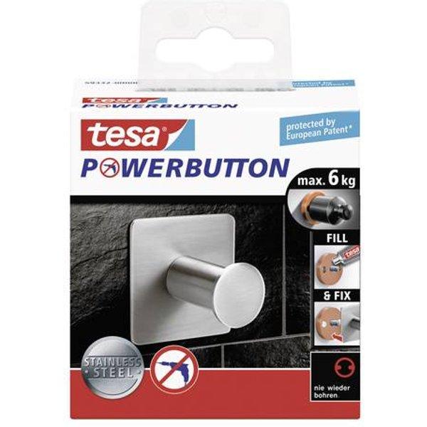 Powerbutton Classic TESA (B x H x T) 45x45x31mm 59332