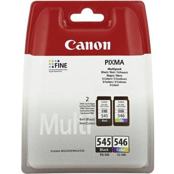 Original Canon PG-545 / CL-546 Ink Cartridge Multipack