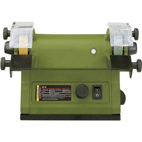 SP/E - Ponceuse et polisseuse de 3000 à 9000 tr/min regul de 8 à 24 m/sec Proxxon