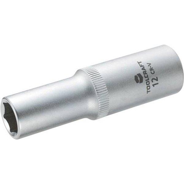 TOOLCRAFT 816175 Außen-Sechskant Steckschlüsseleinsatz 12 mm 1/2 (12.5 mm)