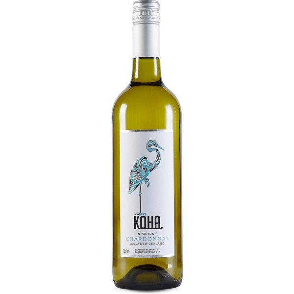 Koha Gisborne Chardonnay - Case of 6