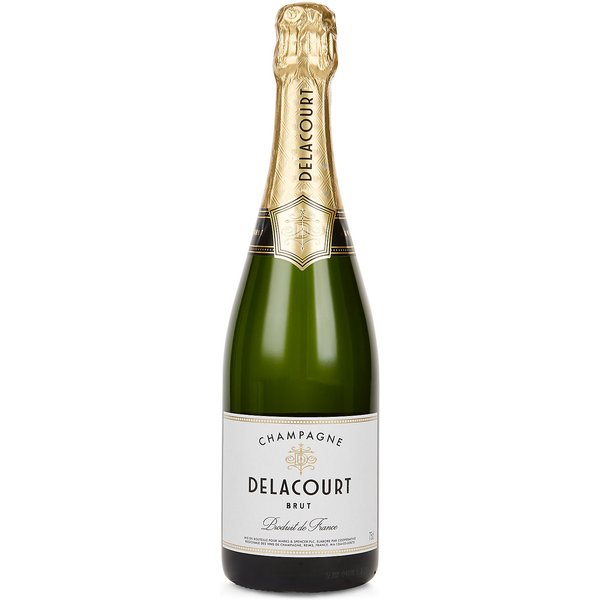Delacourt Brut Champagne - Case of 6