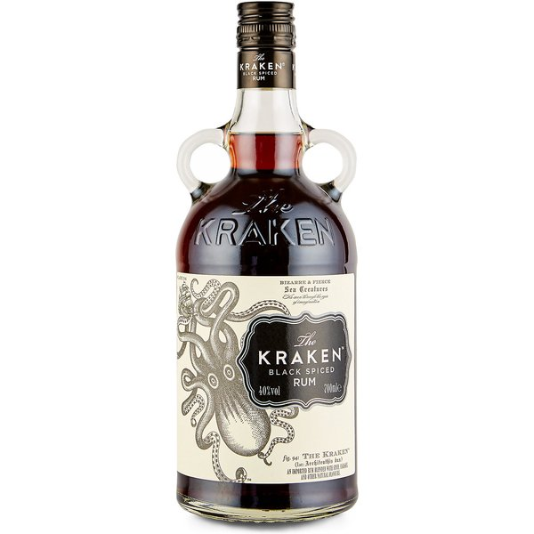 The Kraken The Kraken Black Spiced Rum - Single Bottle