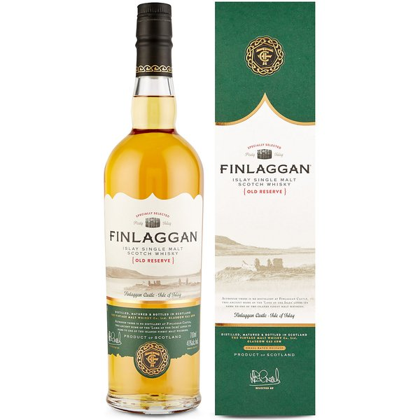 Finlaggan Islay Scotch Whisky - Single Bottle