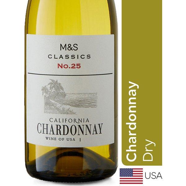 Classics California Chardonnay - Case of 6