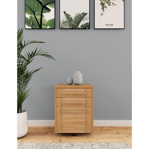 M&S Sonoma™ Filing Cabinet - 1SIZE - Oak, Oak