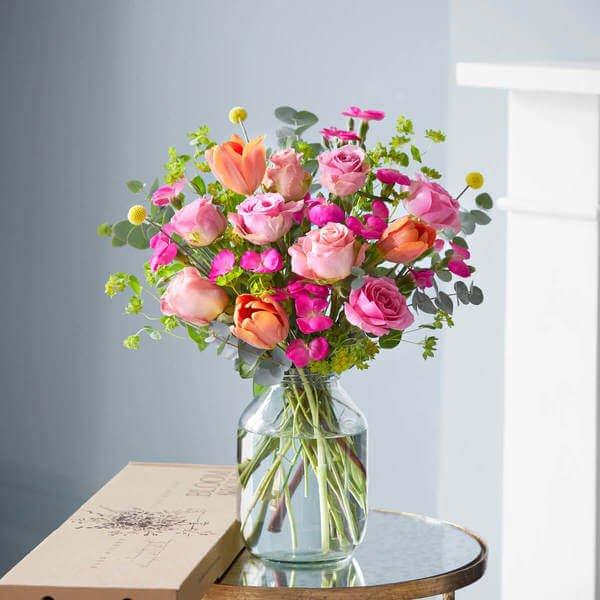 Flower Delivery - Letterbox Flowers - caroline - letterbox - under30 - spring - The Caroline