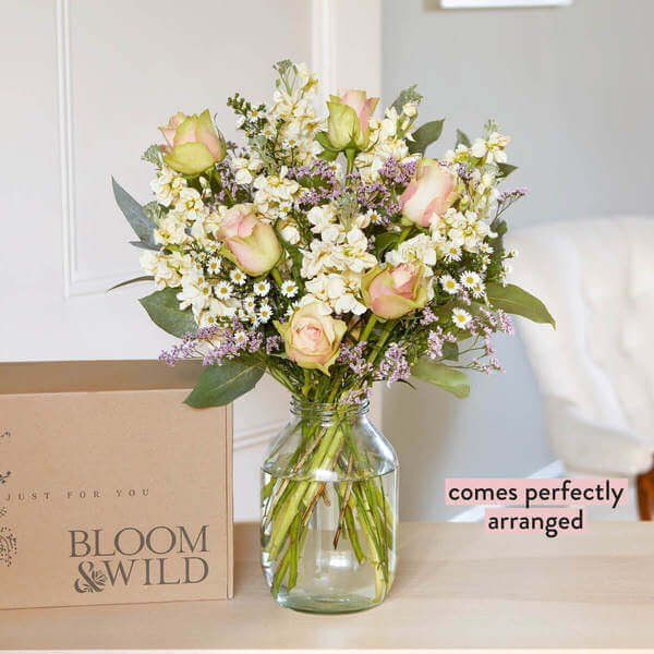 Next Day Delivery - Hand-Tied Flowers - Flowers - Send Flowers - Roses - Luxury Flowers - Flower Delivery - The Elena