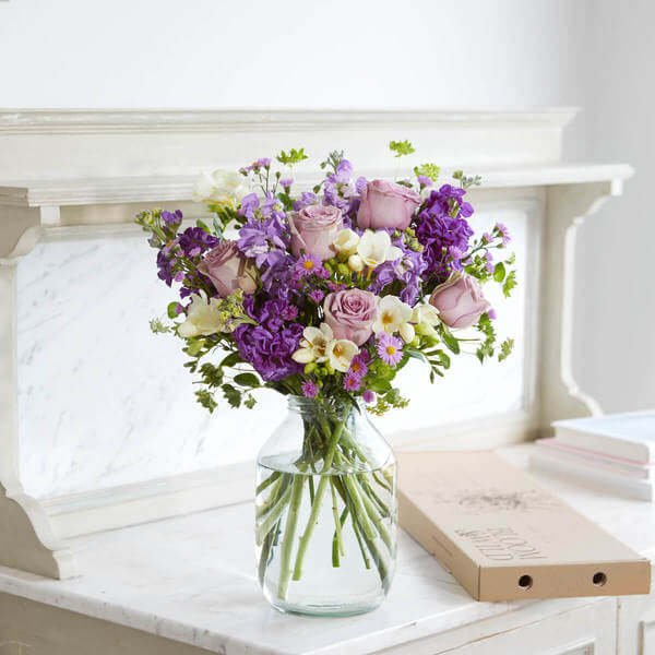 Flowers - Letterbox Flowers - Flower Delivery - Send Flowers - The Tessa