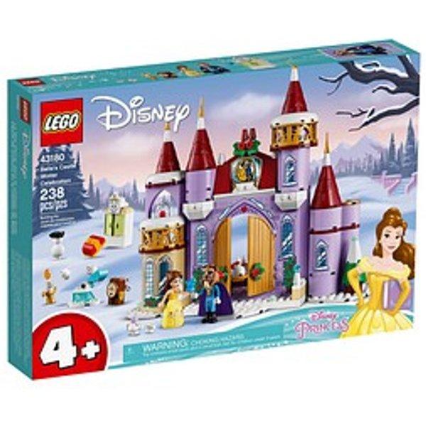 Lego® Disney Princess La fête d'hiver dans le château de Belle 43180
