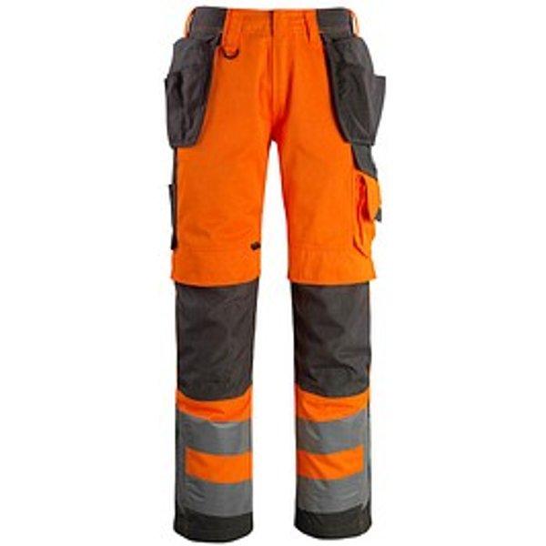 MASCOT® unisex Warnschutzhose Wigan orange Größe 114