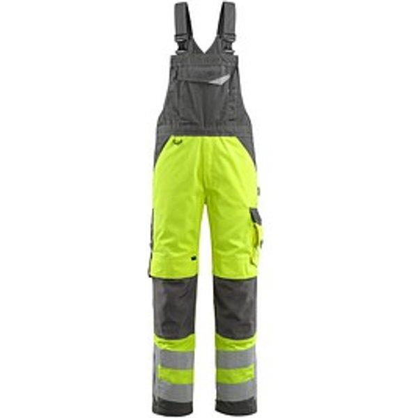 MASCOT® unisex Warnschutzhose Newcastle gelb Größe 62