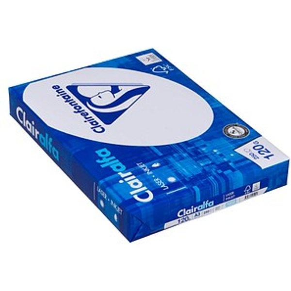 Clairefontaine Kopierpapier Clairalfa A3 120 g/qm
