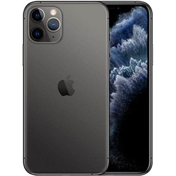 Apple iPhone 11 Pro 256 Go, gris sidéral