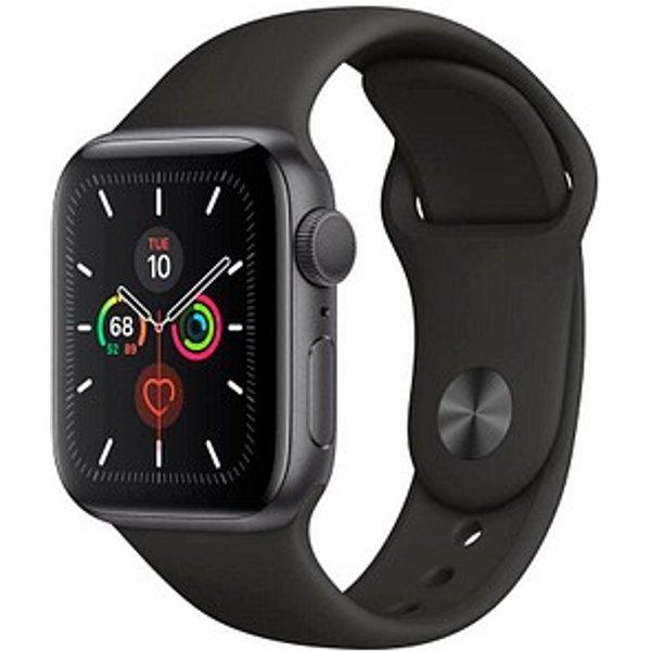 Apple Watch Series 5 (GPS) - 44 mm - Weltraum grau Aluminium