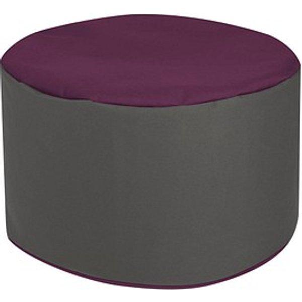 SITTING POINT DotCom SCUBA Bebop Sitzsack lila