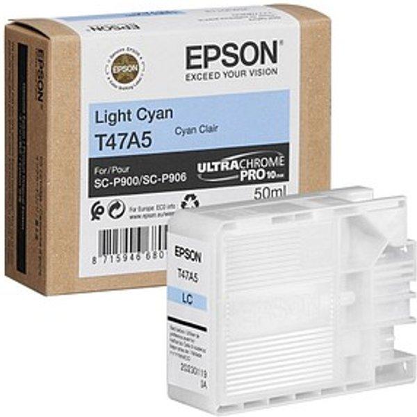 Epson T47A5 Light Cyan Ink Cartridge (Original)