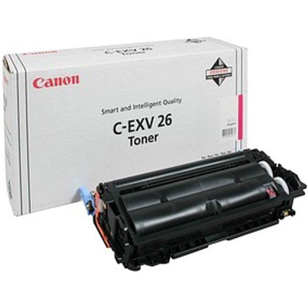 Toner dorigine Canon C-EXV 26 magenta (1658B006)
