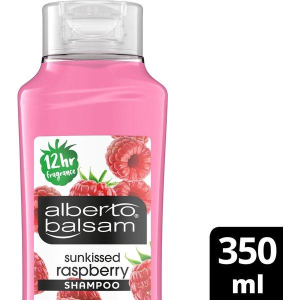 Alberto Balsam Sunkissed Raspberry Shampoo 350ml