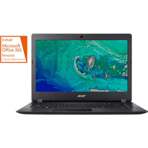 """ACER ASPIRE A114-32-C4XS - Notebook (14 """", 64 GB eMMC, Schwarz)"""