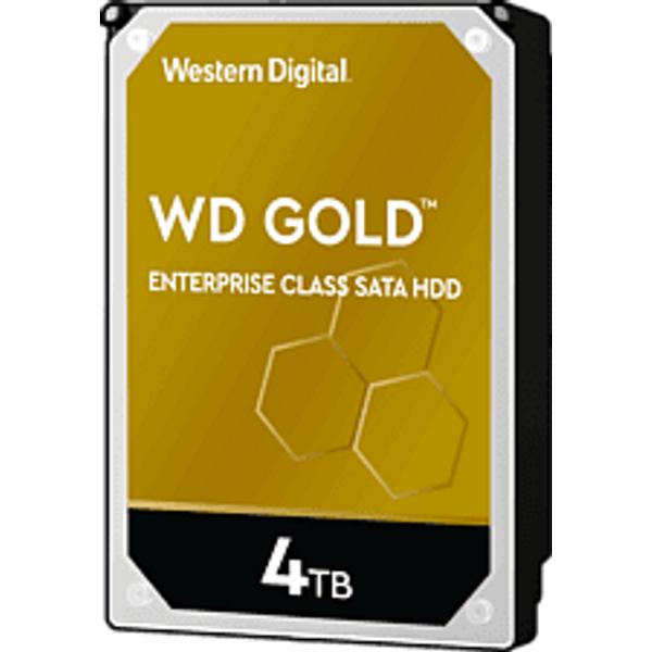 Harddisk Gold 4 TB 3.5'