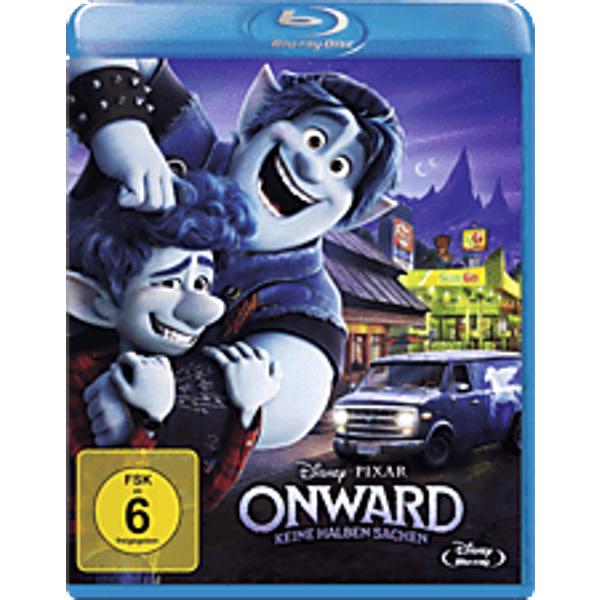 Onward - Keine halben Sachen Blu-ray (Allemand, Italien, Anglais)