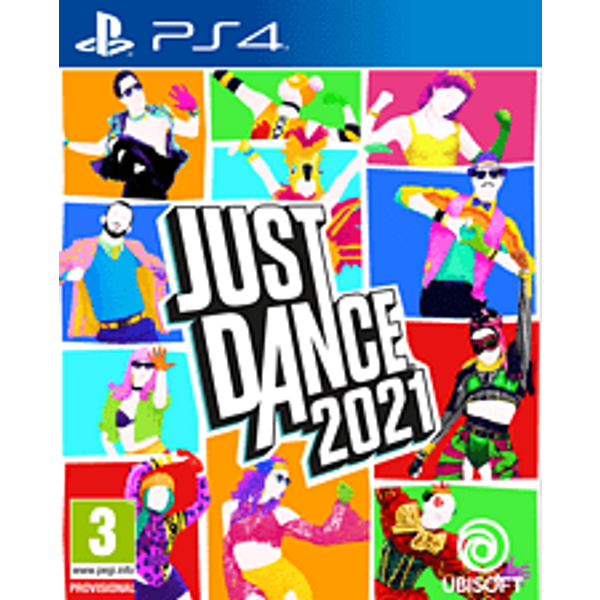 PS4 - Just Dance 2021 /Multilingue