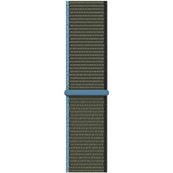 APPLE Boucle Sport 44 mm - Bracelet de remplacement (Vert Inverness)