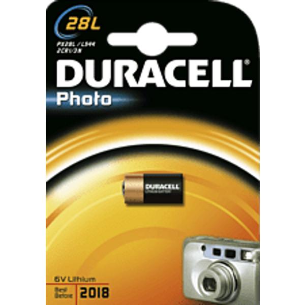 Duracell Lithium - Pile (Noir/Cuivre) (4-002838)