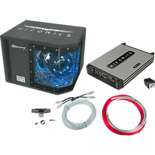 HIFONICS MERCURY MBP1000.4 - Package basse (-)