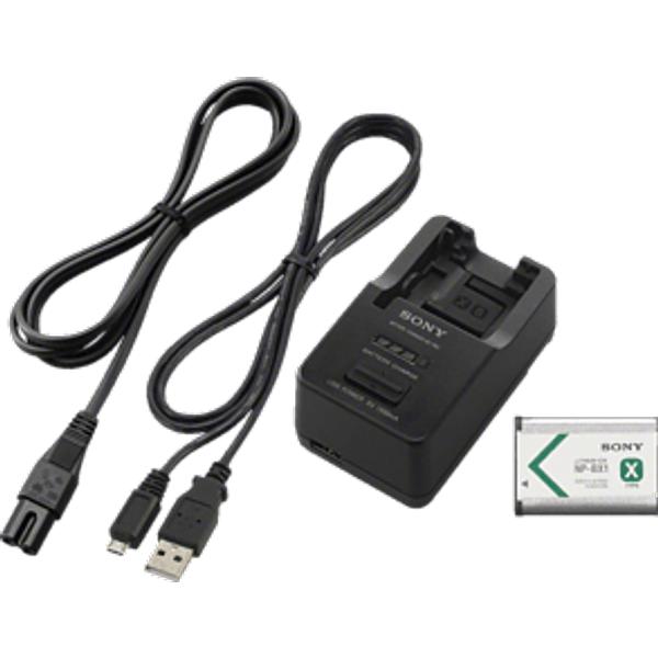 SONY SONY ACC TRBX - batterie et chargeur (Noir)