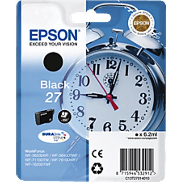 Epson C13T27014010 - Cartouche d´encre (noir)