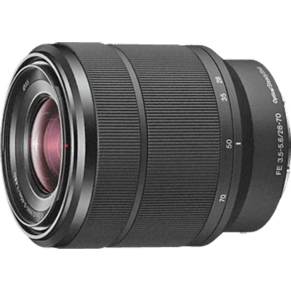 Sony FE 28-70mm F3.5-5.6 OSS - Zoomobjektiv (Schwarz)
