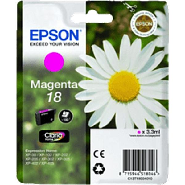 Epson Epson 18 - Magenta - Original - Druckerpatrone