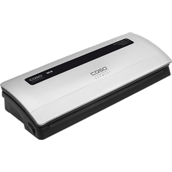 CASO VC9 Machine d'emballage sous vide (Blanc/noir)