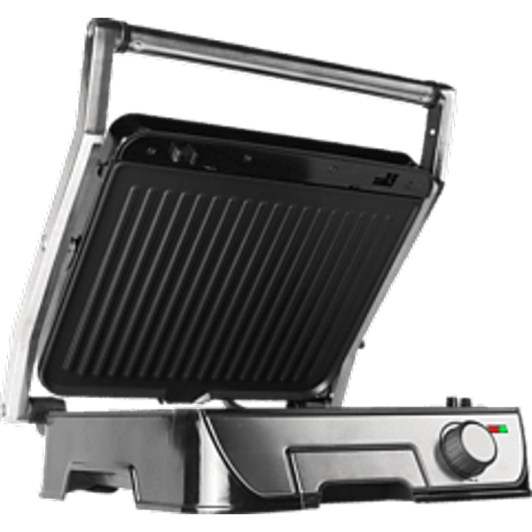 TRISTAR GR-2849 - Grill à contact - 2000 W - Inox Contact Gril (-)