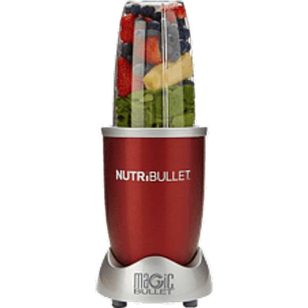 NUTRIBULLET EXTRAKTOR, rouge - mixeur sur socle (Rouge)