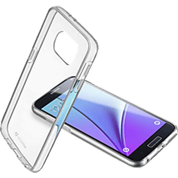 Cellularline Clear Duo Coque arrière Galaxy S7 transparent