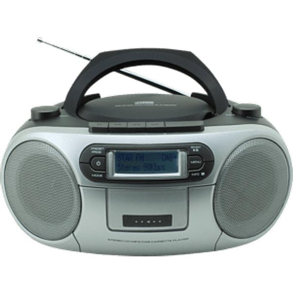 SOUNDMASTER SCD 7900 - Boombox (DAB+, Noir) (SCD7900SW)