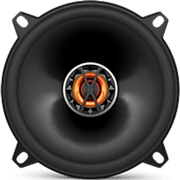 JBL CLUB 5020 - Haut-parleur coaxial (Noir/orange)