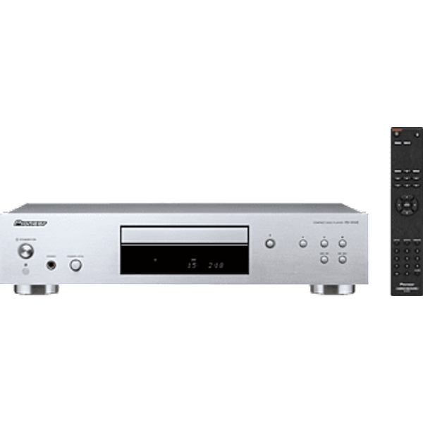 PIONEER PD-30AE - Lecteur CD (Argent) (PD-30AE-S)