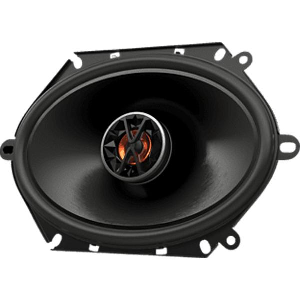 JBL CLUB 8620 - Haut-parleur coaxial (Noir/orange)