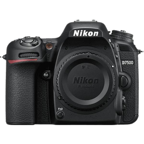 Nikon D7500 Body Only Digital SLR Cameras