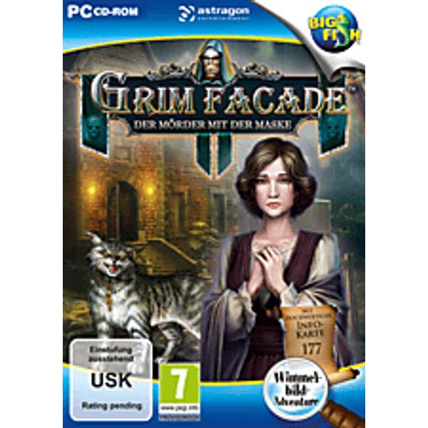 PC - Grim Facade: Der Mörder mit der Maske /D