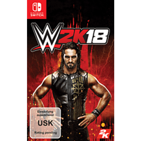 Switch - WWE 2K18 /D