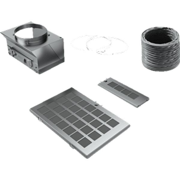Siemens LZ10AKS00 Starterset regenerierbar für Umluftbetrieb