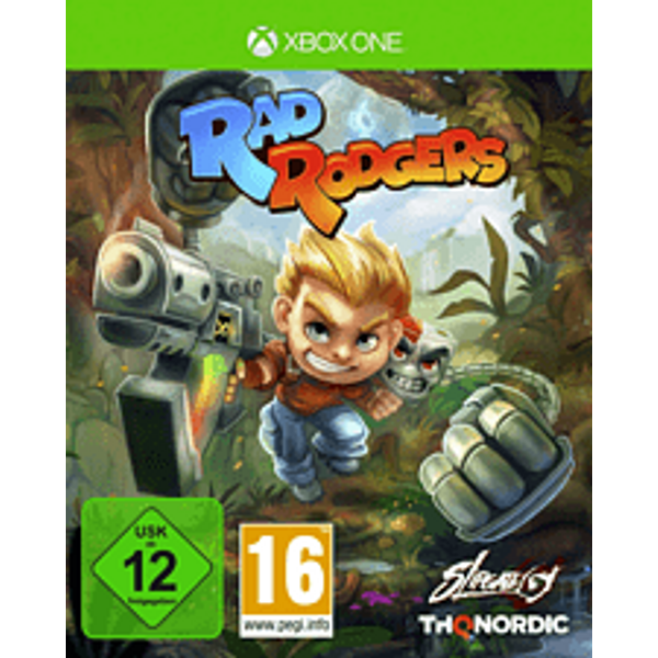 Rad Rodgers: World One, THQ